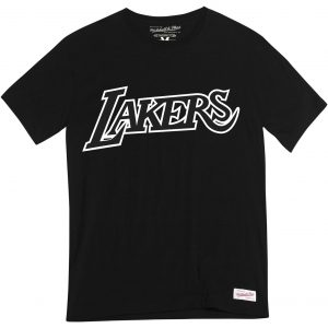Black & White Lakers Tee