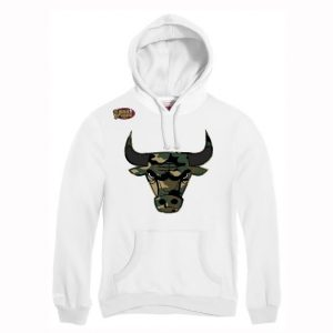 Camoland hoody Front